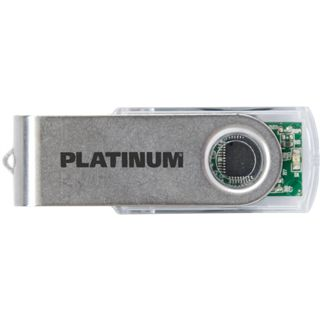 64 GB Platinum HighSpeed TWS silber USB 2.0