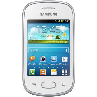 Samsung Galaxy Star S5280 4 GB weiß