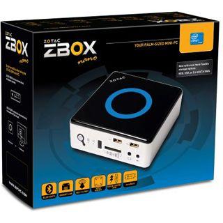 Zotac ZBOX NANO ID65 mini PC Barebone