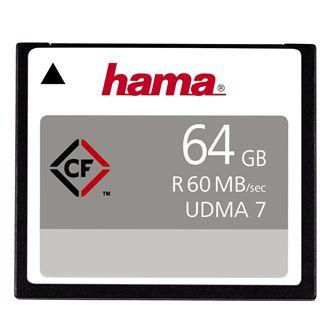 64 GB Hama Compact Flash TypI 400x Retail