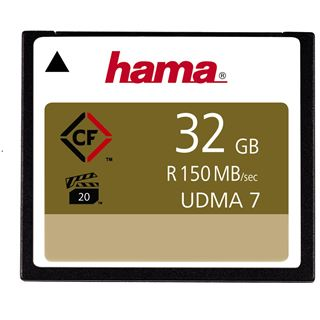 32 GB Hama Compact Flash TypI 1000x Retail