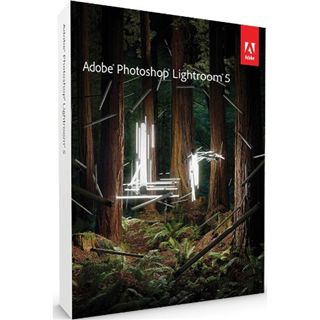 Adobe Photoshop Lightroom 5.0 32/64 Bit Englisch Grafik Vollversion PC/Mac (DVD)