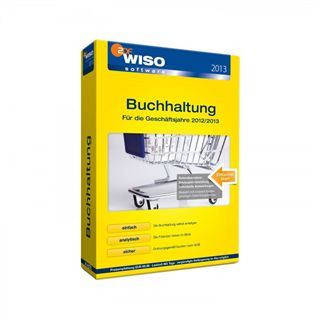 Buhl Data Service WISO Buchhaltung 2013 32/64 Bit Deutsch Office