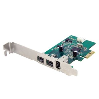 Startech PEX1394B3 3 Port PCIe x1 retail