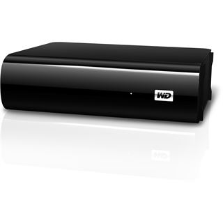 "1000GB WD My Book AV-TV WDBGLG0010HBK-EESN 3.5"" (8.9cm) USB 3.0"