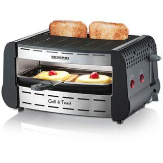 Severin GT2802 Gourmet Grill & Toast