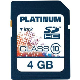 4 GB Platinum BestMedia SDHC Class 10 Retail