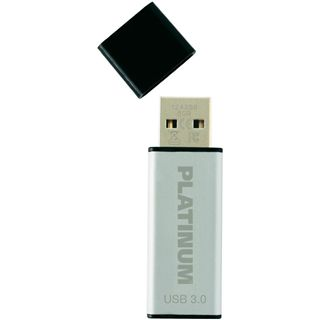 8 GB Platinum HighSpeed ALU silber USB 3.0