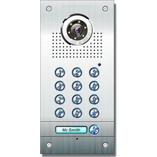 AE Farb-Videotürsprechanlage m. Code 1 Fam.
