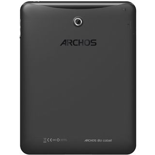 "8.0"" (20,32cm) Archos 80 Cobalt WiFi 8GB schwarz"