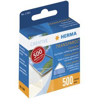 Herma Transparol Fotoecken 500 St.