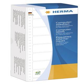 Herma 8200 weiß Computeretiketten 7.87x2.3 cm (6000 Stück)