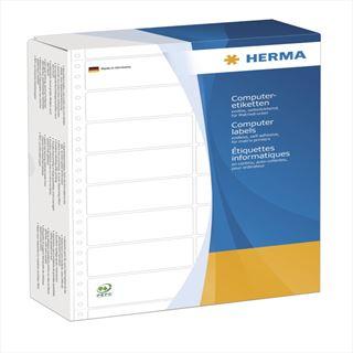 Herma 8221 weiß Computeretiketten 8.89x2.3 cm (12000 Stück)