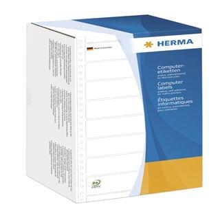 Herma 8294 weiß Computeretiketten 14.7x7.3 (4000 Stück)