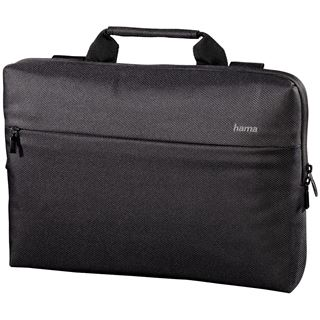 Hama Tasche Ultra Style für Ultrabooks, Displaygr. bis 34 cm (13,3), Schwarz