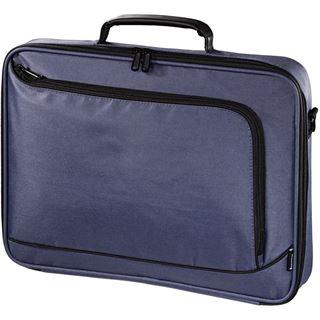 Hama Notebook-Tasche Sportsline Bordeaux, Displaygr. bis 44 cm (17,3), Blau