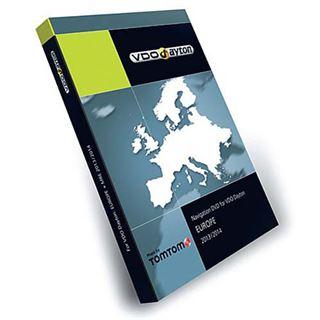 Tele Atlas VDO Europe DVD (BMW, Phaeton GP1) 2013/2014
