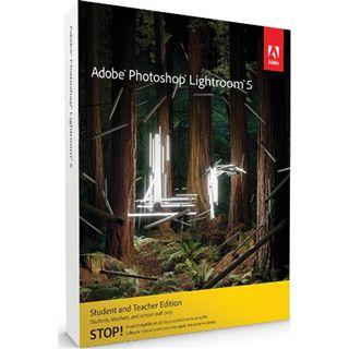 Adobe Photoshop Lightroom 5 64 Bit Französisch Grafik EDU-Lizenz