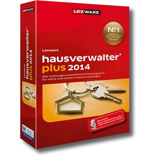 Lexware Hausverwalter 2014 Plus 32/64 Bit Deutsch Office Vollversion