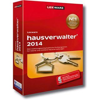 Lexware Hausverwalter 2014 32/64 Bit Deutsch Office Vollversion PC