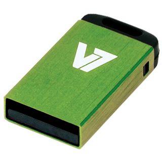 32 GB V7 Nano gruen USB 2.0