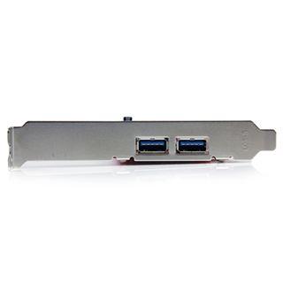 Startech PCIUSB3S22 2 Port PCI Low Profile retail