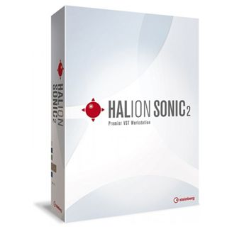 Steinberg HALion Sonic 2 32/64 Bit Multilingual Retail