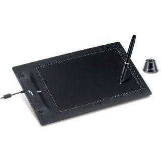 Genius EasyPen F610E 250x150 mm USB schwarz
