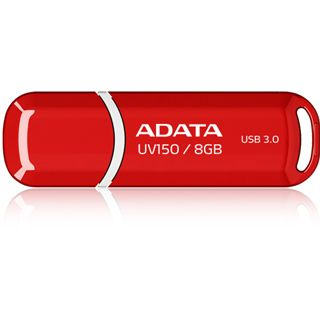 8 GB ADATA DashDrive UV150 rot USB 3.0