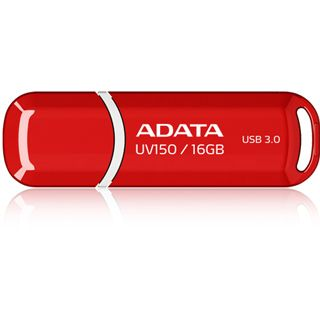 16 GB ADATA DashDrive UV150 rot USB 3.0