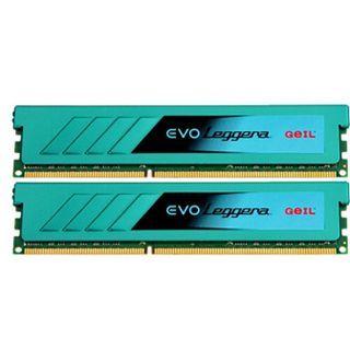 16GB GeIL EVO Leggera B DDR3-2400 DIMM CL11 Dual Kit