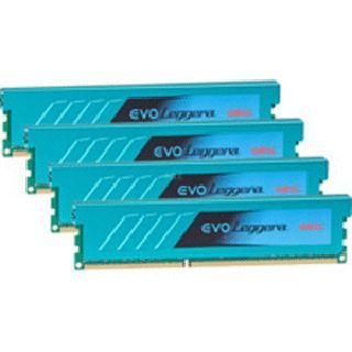 32GB GeIL EVO Leggera DDR3-2400 DIMM CL11 Quad Kit