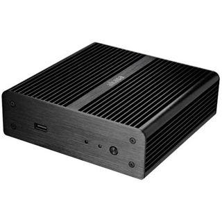 Akasa Newton Mini-ITX ohne Netzteil schwarz