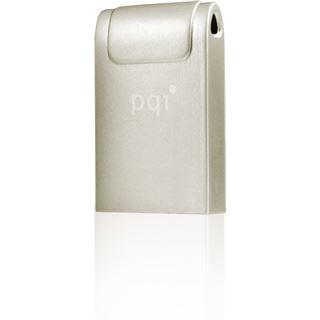 16 GB PQI ideal i-series i-Neck silber USB 3.0
