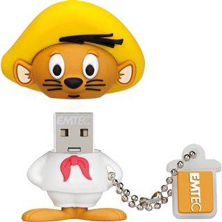 8 GB EMTEC Looney Tunes L102 Speedy Gonzales Figur USB 2.0