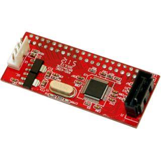 """LogiLink IDE auf SATA HDD-Adapter für 2.5"""" und 3.5"""" Festplatten (AD0005B)"""