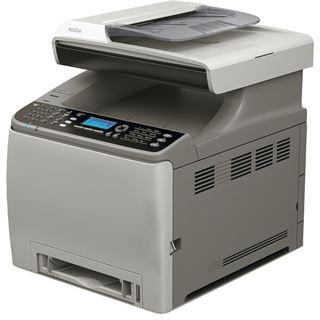 Ricoh Aficio SP C240SF Farblaser Drucken/Scannen/Kopieren/Faxen LAN/USB 2.0
