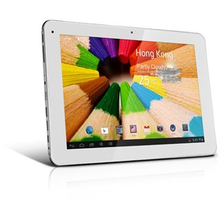 "10.1"" (25,65cm) Iconbit NetTAB Thor WiFi/Bluetooth 8GB weiss"