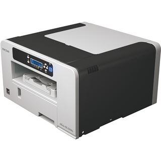 Ricoh Aficio SG 2100N Tinte Drucken LAN/USB 2.0