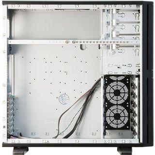Chieftec Mesh LCX-01B-B-SL-U3 Midi Tower ohne Netzteil schwarz
