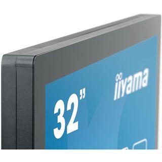 "31,5"" (80,01cm) iiyama ProLite T3234MSC Touch schwarz 1920x1080"