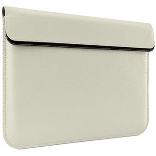 Belkin Schutzhülle PU weiß 15 MacBook PRO & Ultrabook