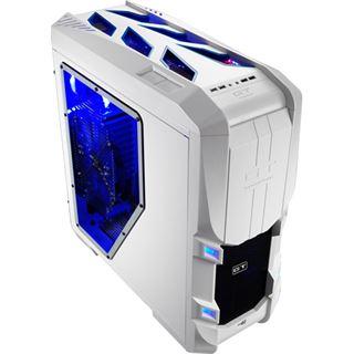AeroCool GT-S White Edition Big Tower ohne Netzteil weiss/schwarz