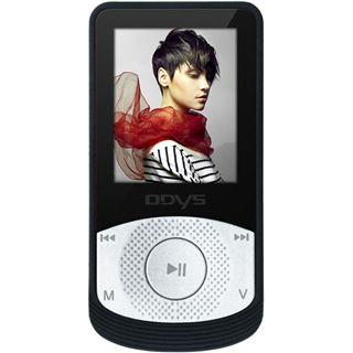 Odys PULSE MP3 Player weiß