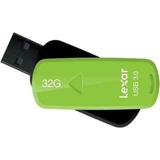 32 GB Lexar JumpDrive S33 gruen USB 3.0