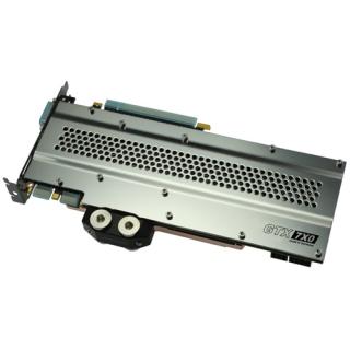 Watercool Heatkiller GTX 7X0 Backplate für NVIDIA GTX Titan, GTX 780, GTX 770 (16007)