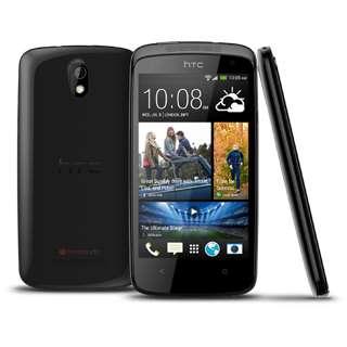 HTC Desire 500 4 GB schwarz