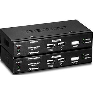 Trendnet TK-EX4 1-fach KVM Extender