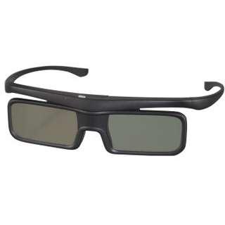 Hama 3D-Shutterbrille für Panasonic 3D-TVs, Funk, Schwarz,