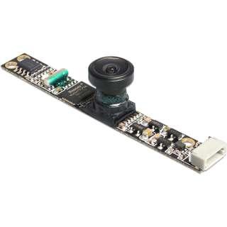 DeLOCK USB 2.0 Kameramodul 1,92 Megapixel 120°